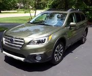 2015 Subaru Outback Lmtd. Eyesight,  Nav,  Moonroof pkg